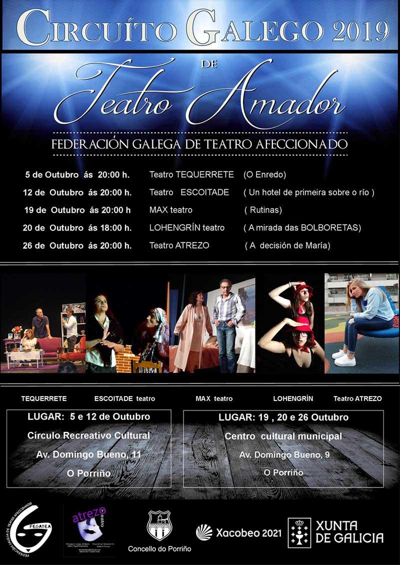 Teatro Amador 2019