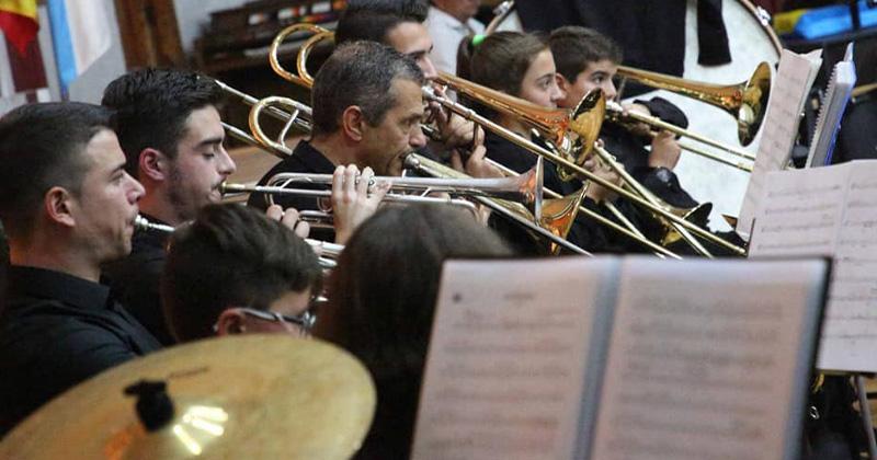Festival de Santa Icía da Escola Municipal de Música do Porriño