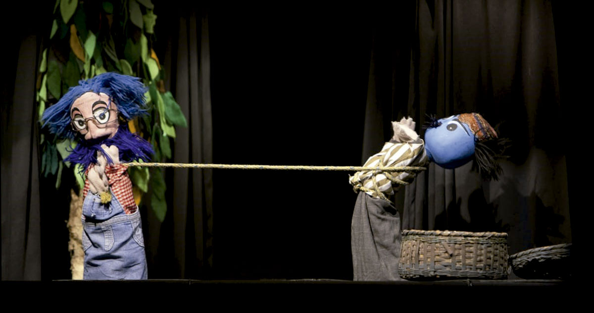 "Teatro infantil: ""A historia dun ovo perdido"""