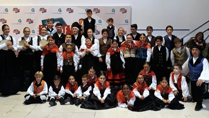 I Festival Internacional de Folclore. Os Penediños de Atios (O Porriño)
