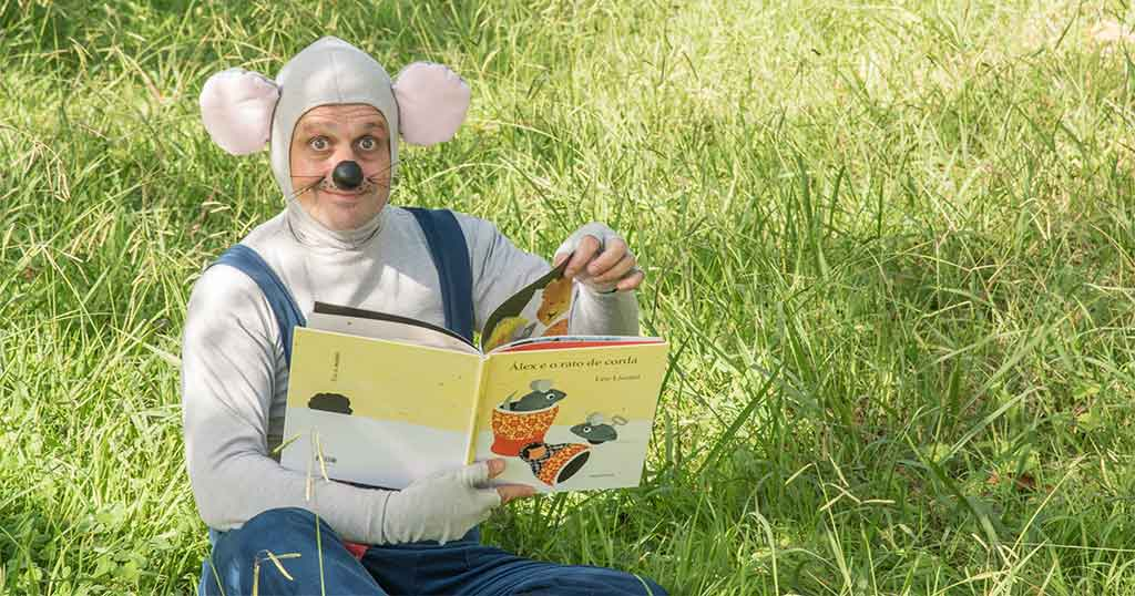 """A Contateca: """"Rato canguro"""""""