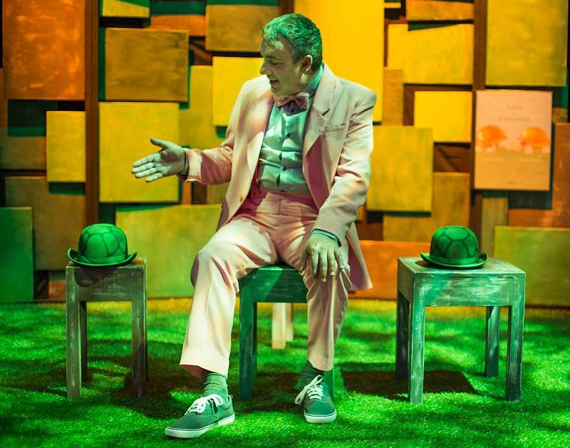 """Teatro infantil: """"Rosa Caramelo e outras historias"""""""