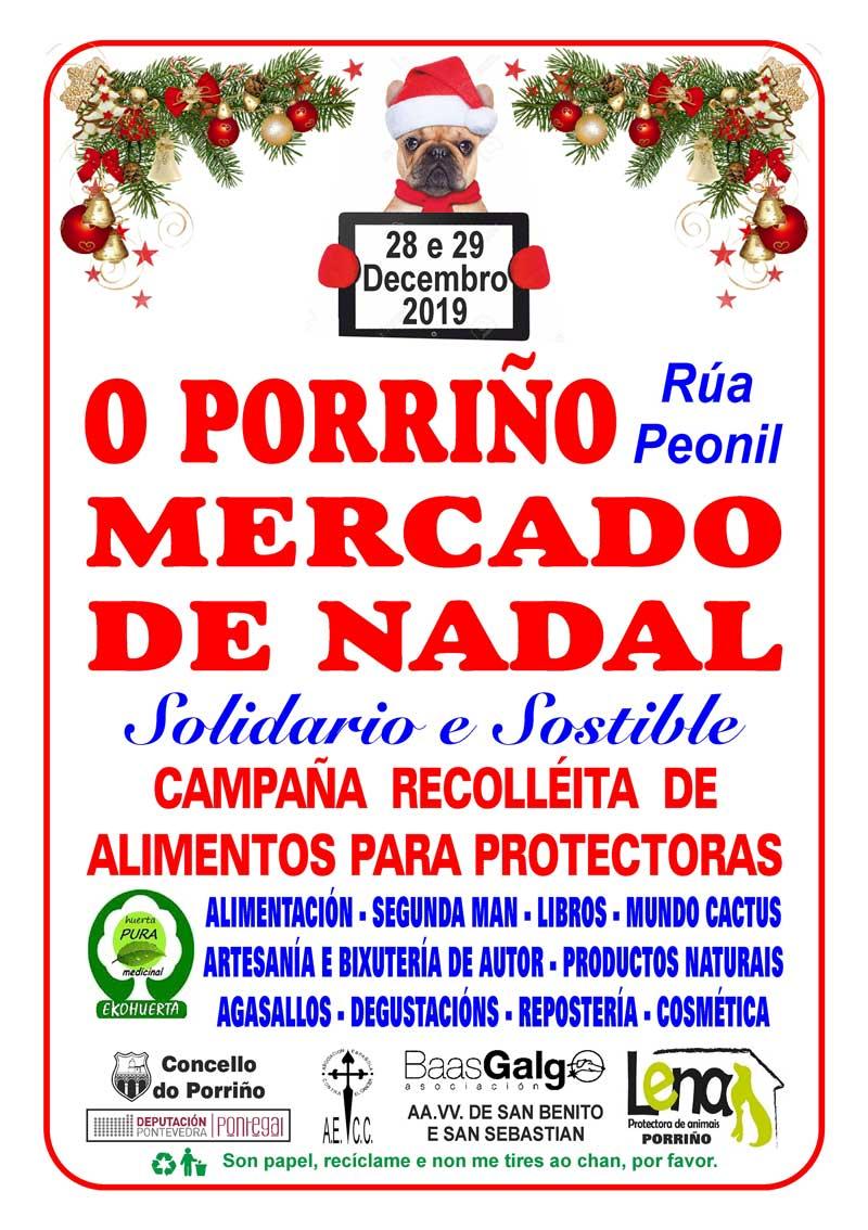 Mercado de Nadal_ 28 e 29 de decembro