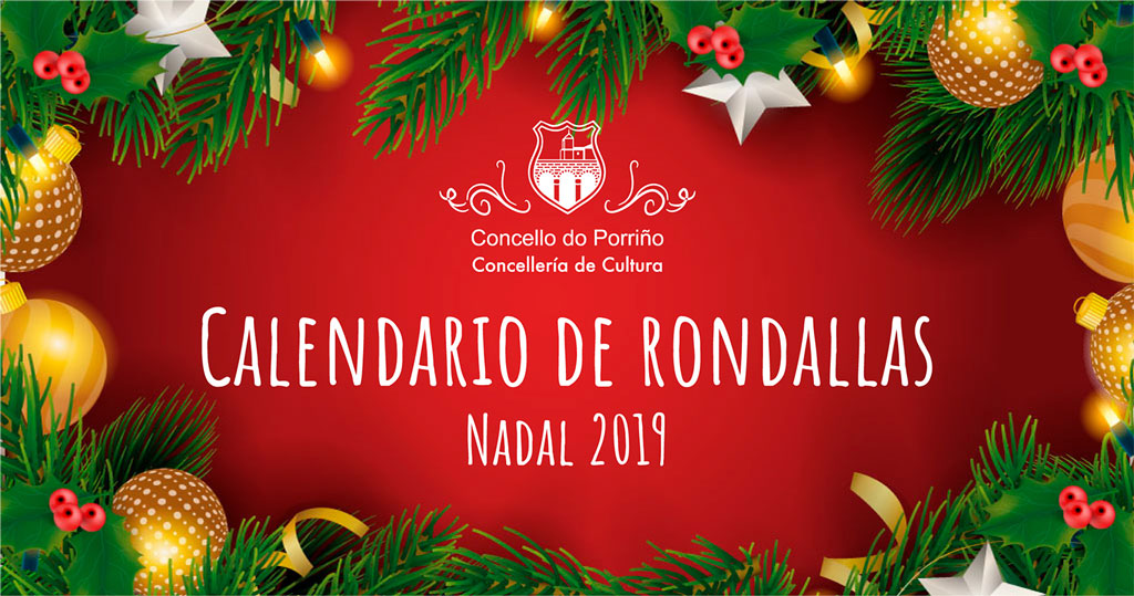 Calendario de rondallas de Nadal 2019