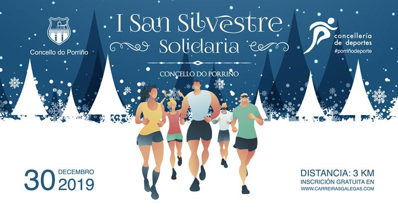 I Carreira San Silvestre Solidaria Concello do Porriño