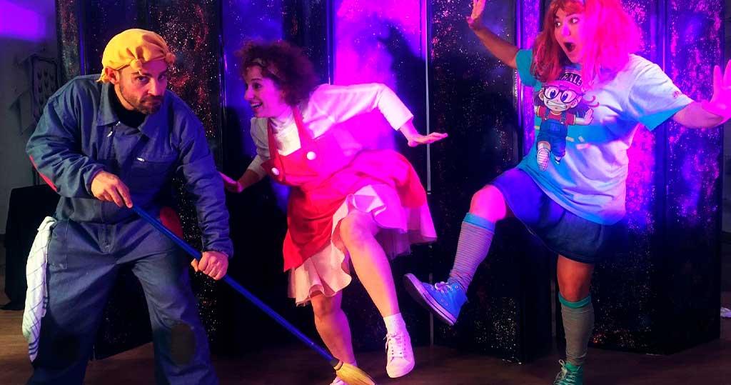 Teatro: Cecilia e a súa boneca