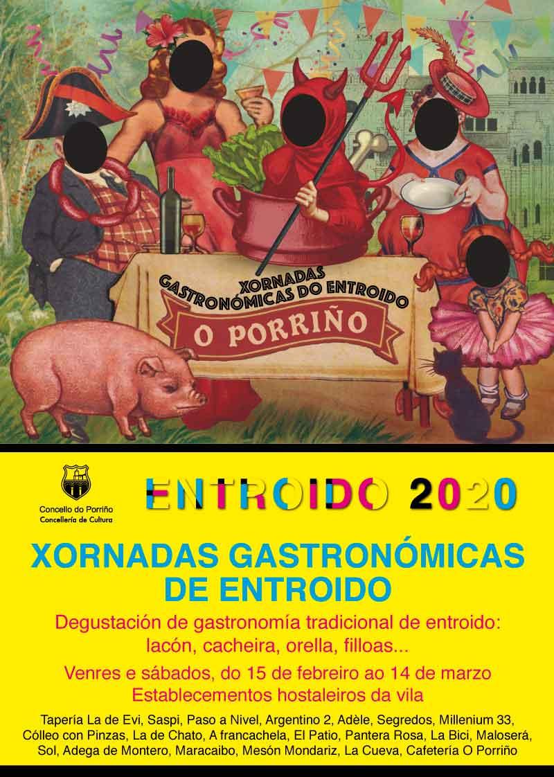 Xornadas Gastronómicas do Entroido 2020