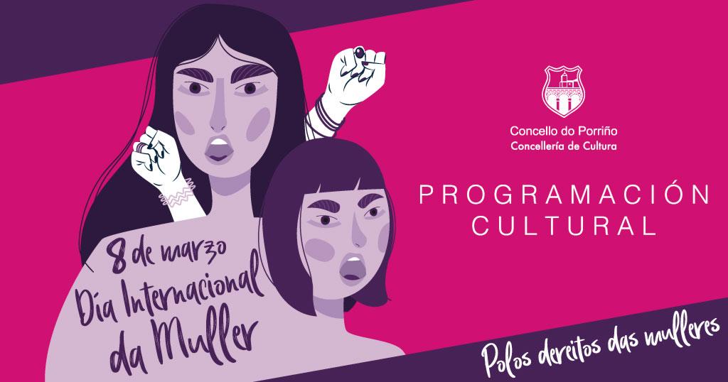 Programación cultural Xaneiro 2020. Concello do Porriño