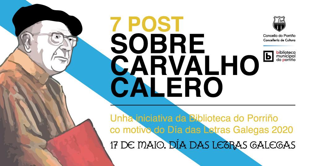 7 post sobre Carvalho Calero
