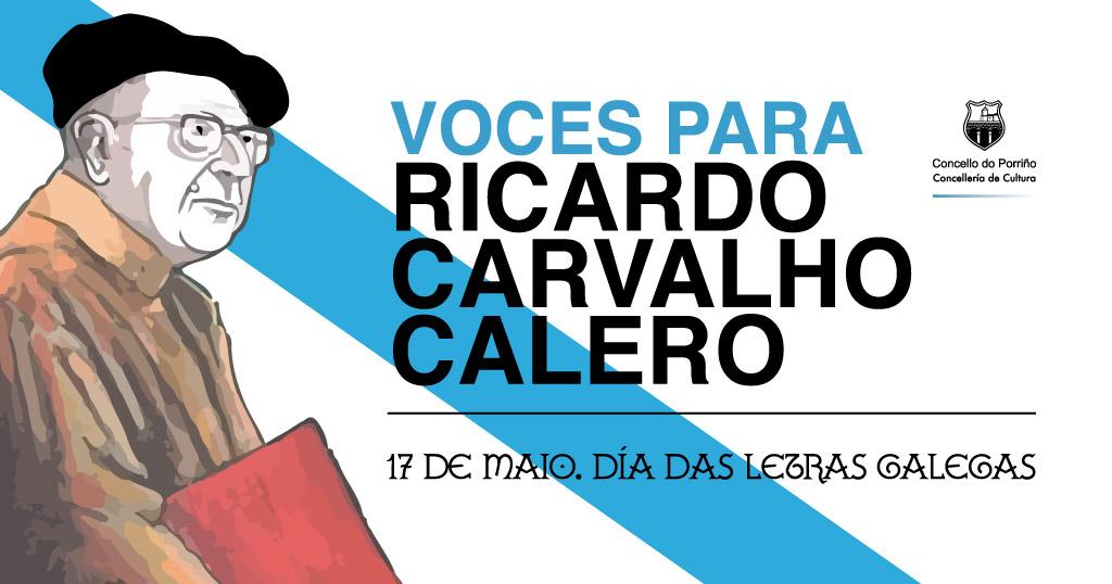 Voces para Ricardo Carvalho Calero