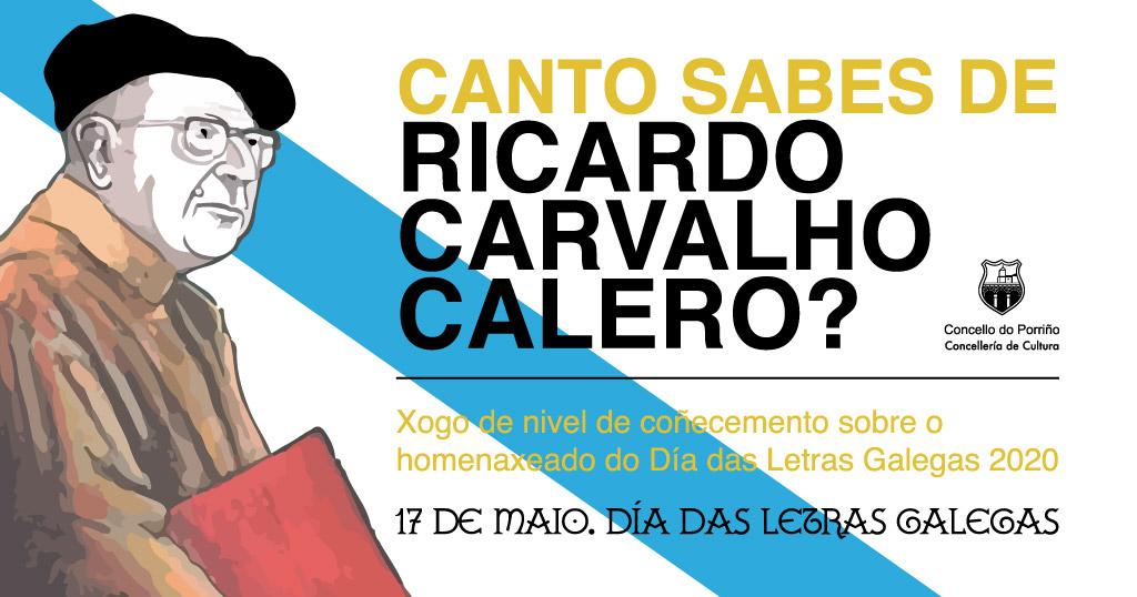 Xogo Ricardo Carvlha Calero