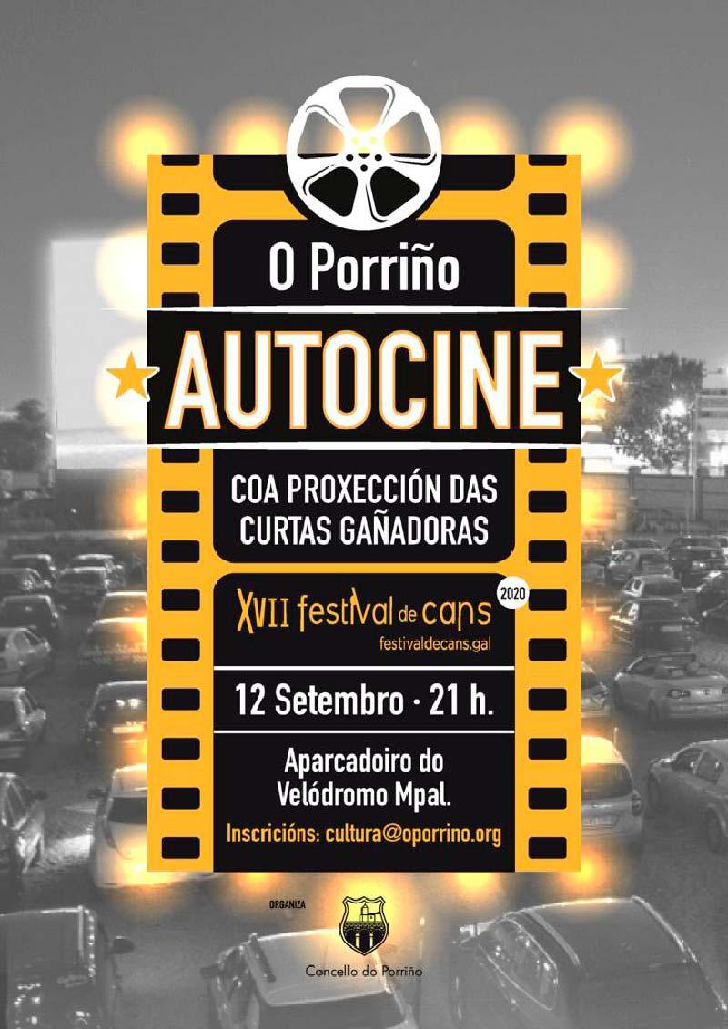 Autocine. Festival de Cans