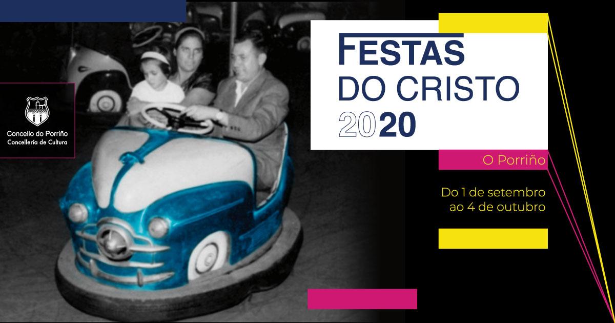Festas do Cristo 2020. Concello do Porriño