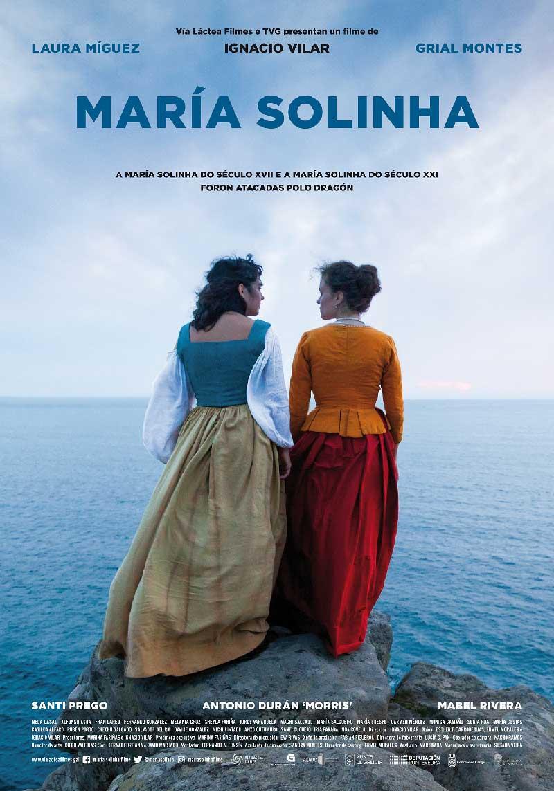 """Cinema na rúa """"María Soliña"""""""