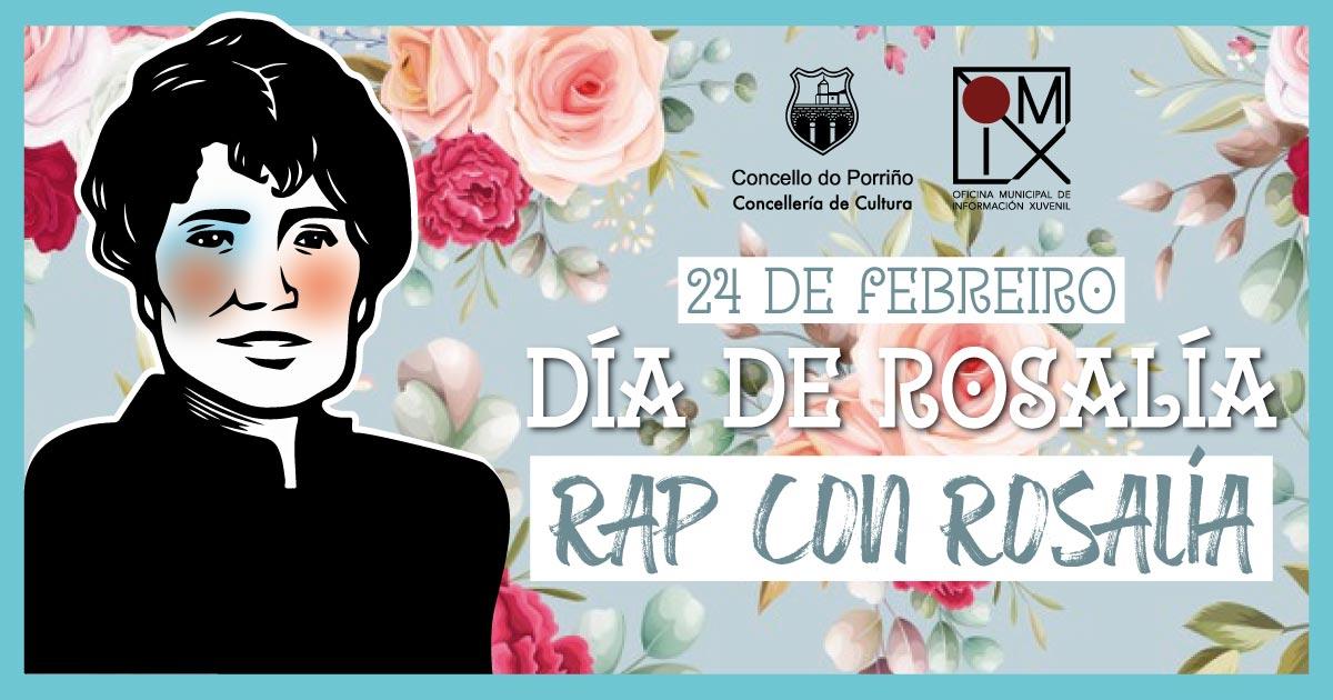 RAP con Rosalía