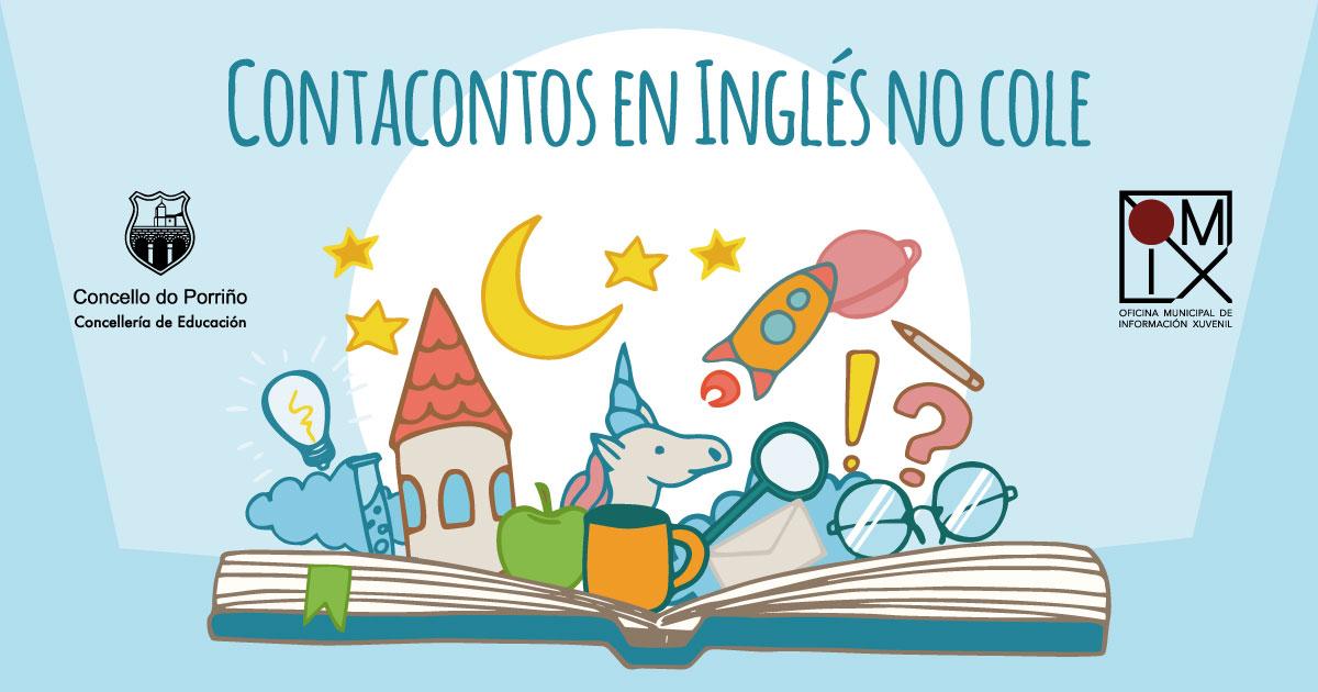 Contacontos en Inglés no cole