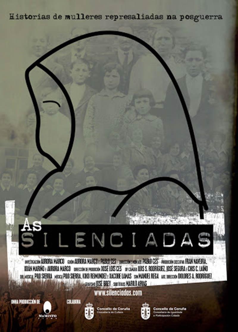 Proxección do filme: As silenciadas