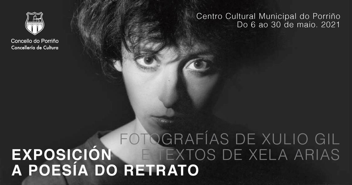 """Exposición fotográfica """"A poesía do retrato"""""""