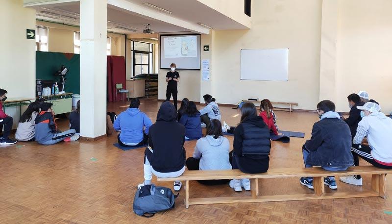 Mentoring para adolescentes