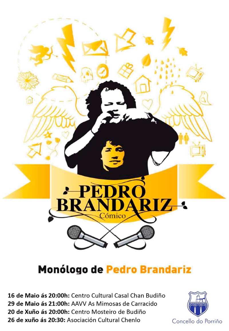 Monólogos de Pedro Brandariz