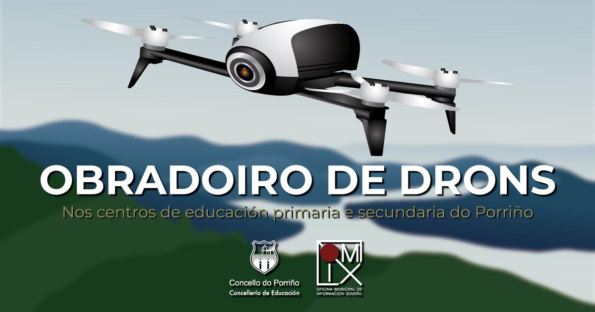 Obradoiro de drons