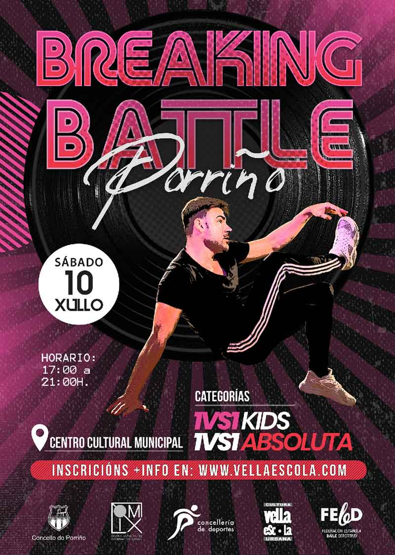 Breaking Battle Porriño. 2021