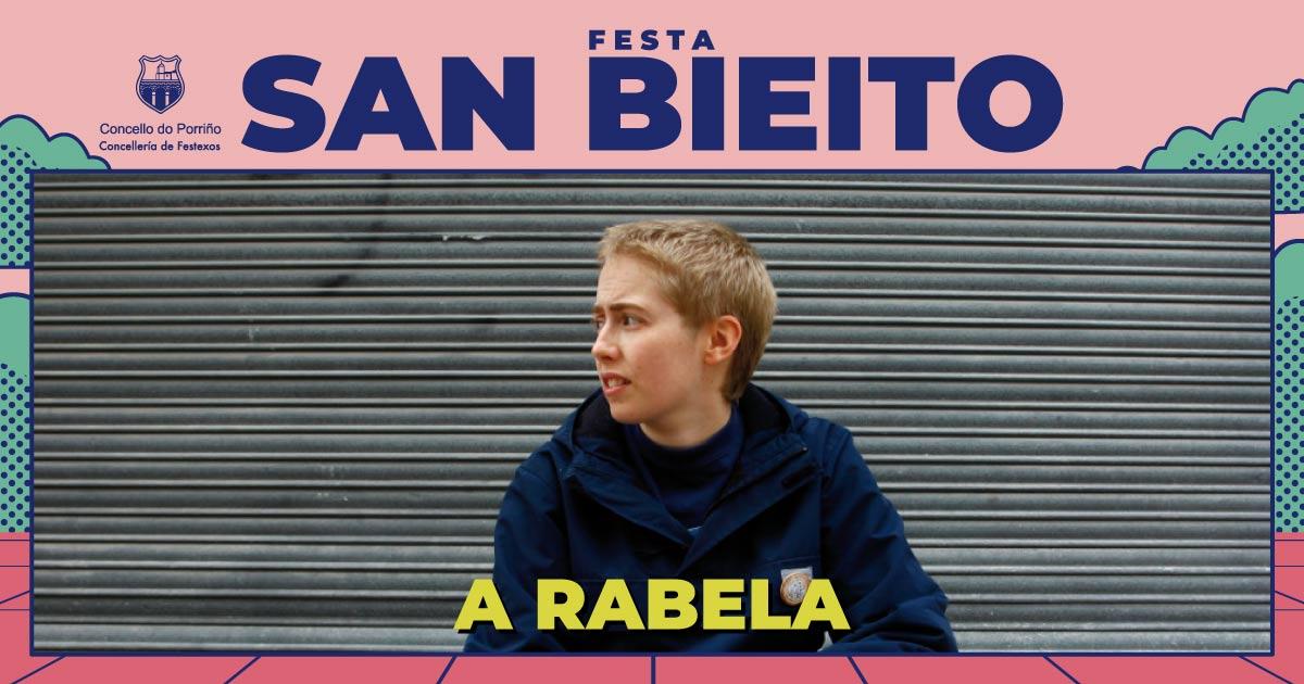 Regueifa e improvisación oral: A Rabela. SAN BIEITO 2021