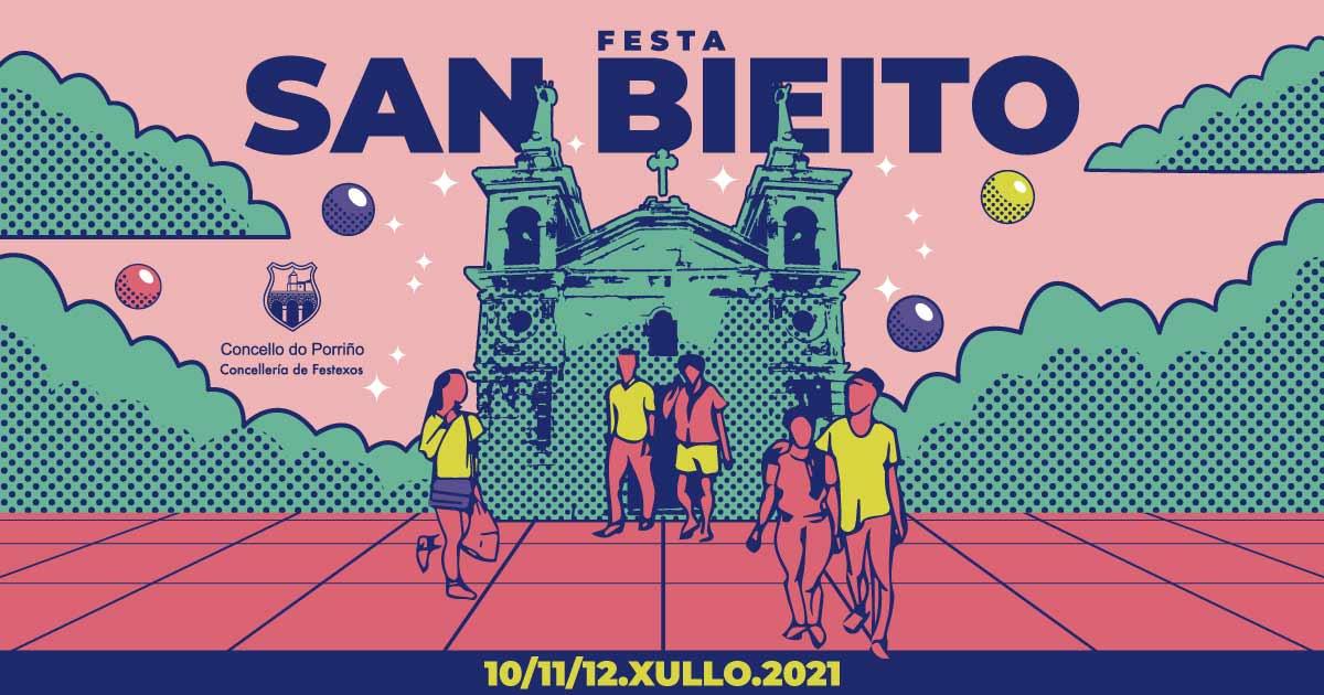 Festas de San Bieito 2021