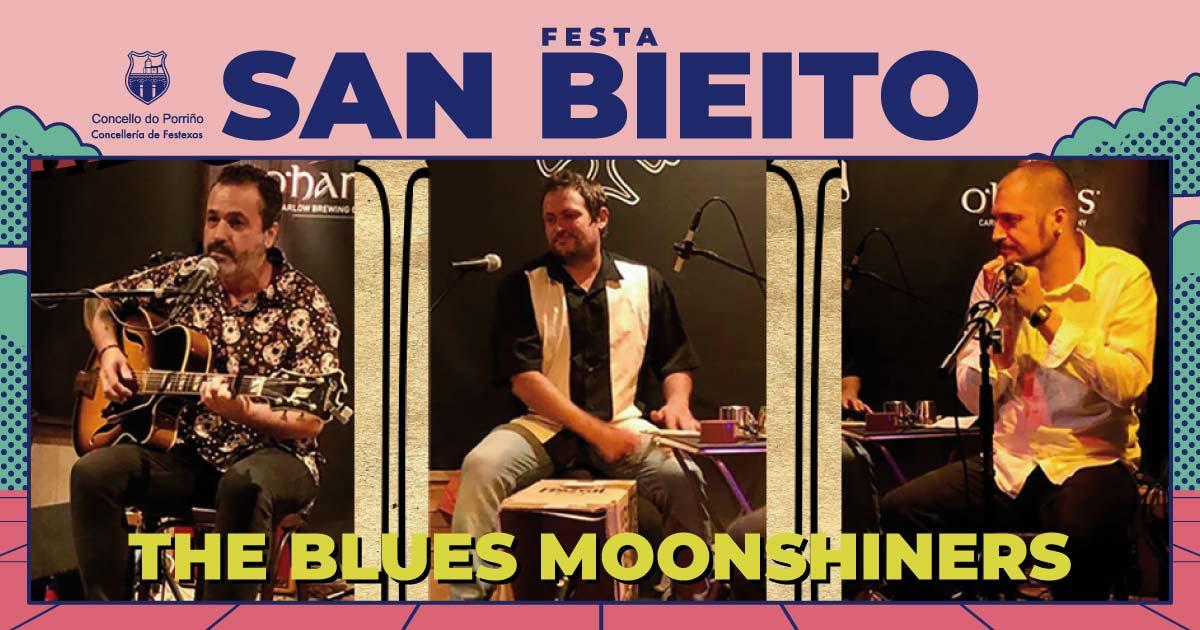 Concerto: The Blues Moonshiners. SAN BIEITO 2021