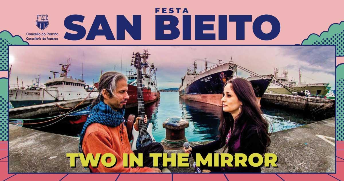 Concerto: Two In The Mirror. SAN BIEITO 2021