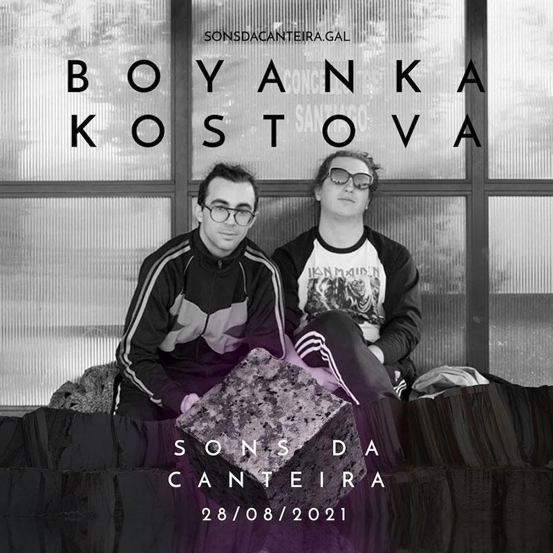 Boyanka-SDC. Sons da Canteira 2021. Concello do Porriño