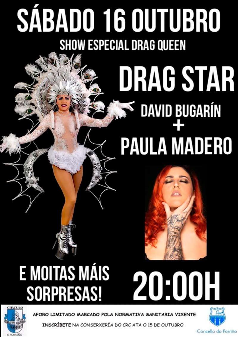 Show especial Drag Queen