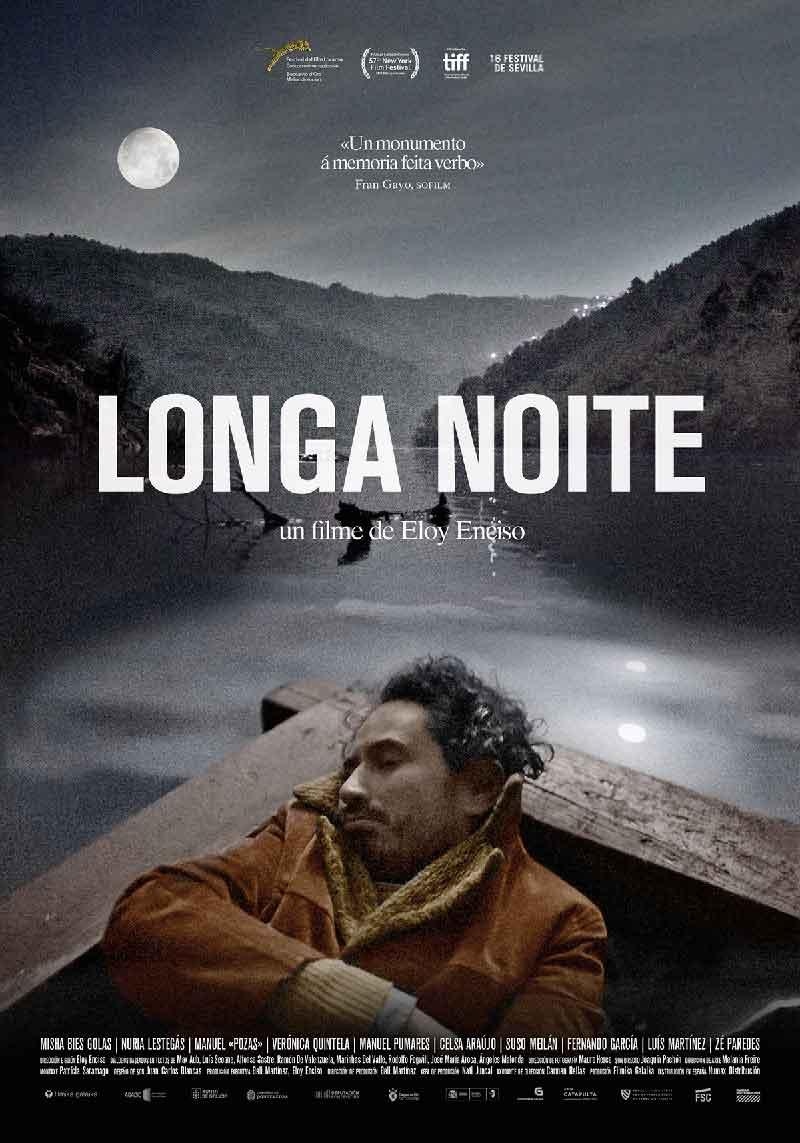 """Ciclo Cinema Galego. Proxección do filme: """"Longa noite"""""""
